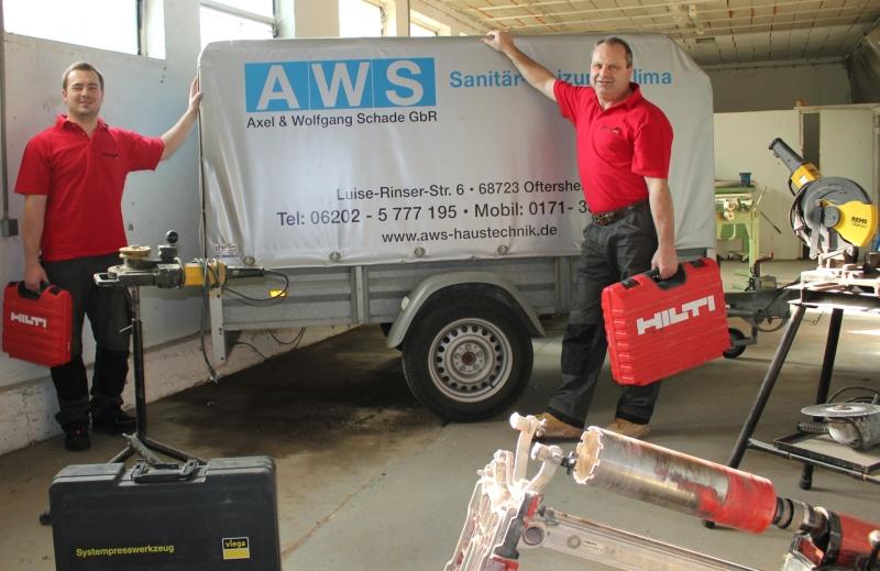 AWS Haustechnik Oftersheim